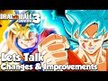 Lets Talk About Dragon Ball Xenoverse 3 - Changes, Improvements & Customization