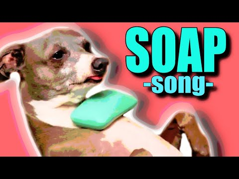 a soap song for kermit