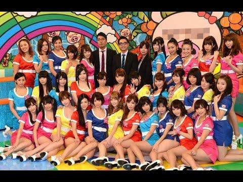 33 members of new Ebisu Muscats (видео)