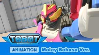 Malay Bahasa TOBOT S1 Ep.03 [Malay Bahasa Dubbed version]