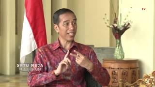 Video 4 Tahun Pemerintahan Jokowi-JK - Satu Meja: The Forum [4] MP3, 3GP, MP4, WEBM, AVI, FLV Januari 2019