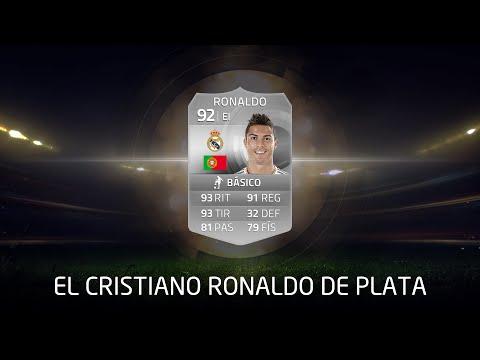 cristiano - FIFA 15 | El Cristiano Ronaldo de Plata Espero que os guste el vídeo! Llegar a 1500