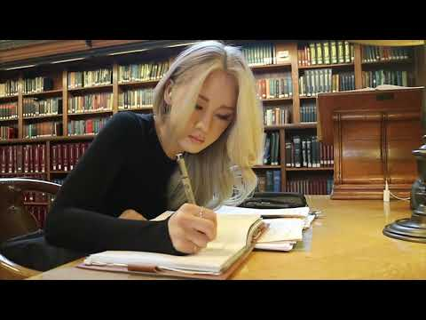 Study With Me at the New York Public Library | 뉴욕 공립 도서관 스터디 윗미