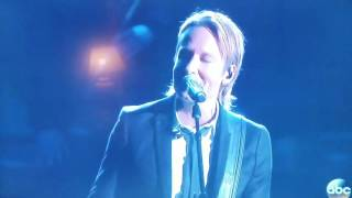 Blue Ain't Your Color by  Keith Urban Video