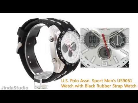 , title : 'Review Premium Watch - U.S. Polo Assn. Sport Men's US9061 Watch'