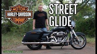8. Harley Davidson Street Glide 107   2018   Review and Detailed Walkaround