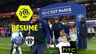 Video Paris Saint-Germain - Angers SCO (2-0)  - Résumé - (PARIS - SCO) / 2016-17 MP3, 3GP, MP4, WEBM, AVI, FLV Oktober 2017