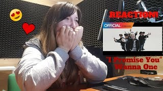 Video Wanna One 워너원 - I Promise You (I.P.U) MV REACTION!! MP3, 3GP, MP4, WEBM, AVI, FLV Maret 2018