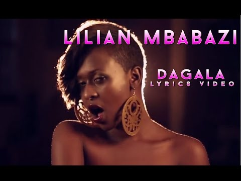Dagala - Lilian Mbabazi / Lyrics Video 2013 HD