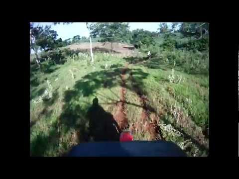 Trilhão em Querência do Norte - Paraná / e-Tribais / Tatunatrilha / GoPro