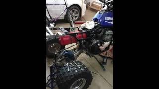 8. 750cc Yamaha Banshee zx7r engine specs and review.