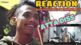 Video REACTION | WORK HARD PRAY HARD (DISS HATERS) - ATTA HALILINTAR, EITARO, DJ LEZTEY | ATTA DISS MP3, 3GP, MP4, WEBM, AVI, FLV Oktober 2018