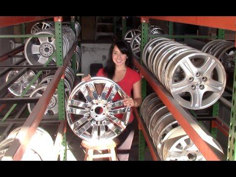 Factory Original Lincoln LS Rims & OEM Lincoln LS Wheels – OriginalWheel.com