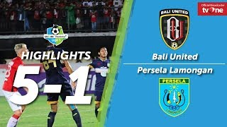 Video Bali United Vs Persela Lamongan: 5-1 All Goals & Highlights MP3, 3GP, MP4, WEBM, AVI, FLV Juni 2018