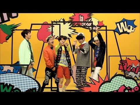 SHINee — ?3 2 1?Music Video