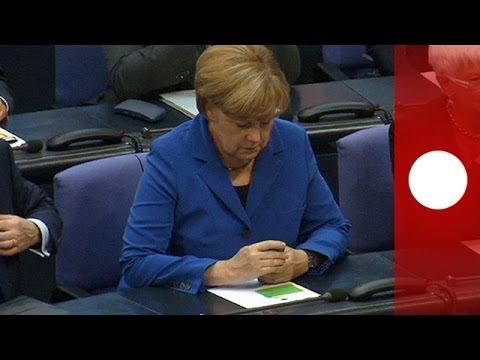 Le téléphone portable d'Angela Merkel a-t-il été espionné par la NSA ?