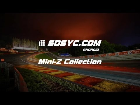 Video of Mini-Z Collection