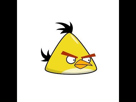 Angry Birds . Поделки из бумаги