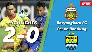 Video Bhayangkara FC VS Persib Bandung: 2-0 All Goals & Highlights MP3, 3GP, MP4, WEBM, AVI, FLV Januari 2018
