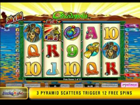 Crocodopolis slot review