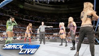 Nonton Fatal 5 Way Smackdown Women S Title No  1 Contenders  Match  Smackdown Live  Sept  13  2016 Film Subtitle Indonesia Streaming Movie Download