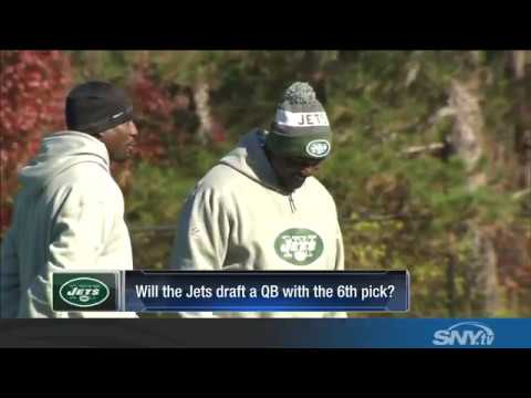 Video: What will the New York Jets do with the 6th pick in the NFL Draft?