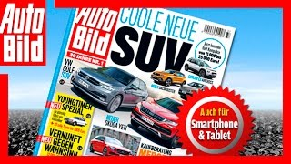 AUTO BILD Ausgabe 37/2016 Neues Heft-Design by Auto Bild