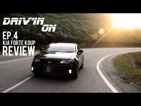 Kia Forte Koup Review — Drivin On Ep 4