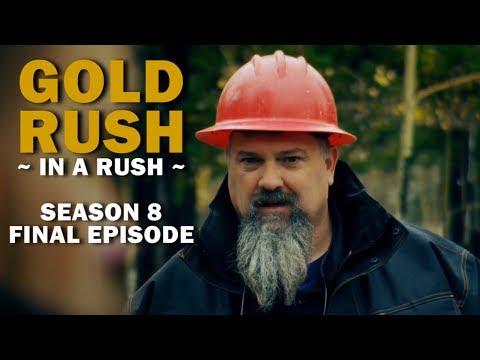 Gold Rush (In a Rush) Recap   Season 8, Episode 20   The Spoils of War