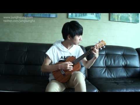(Big Bang) Bad Boy – Sungha Jung (Ukulele)