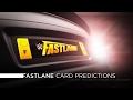 WWE Fastlane 2017 - Card Predictions