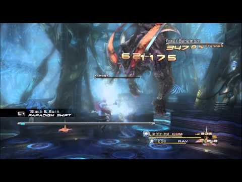 preview-Let\'s Play Final Fantasy 13! - 023 - Still here... (ctye85)