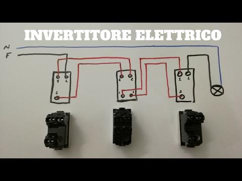 Invertitore elettrico - Punto luce interrotto ...
