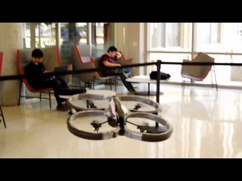 Quadcopter Demonstration