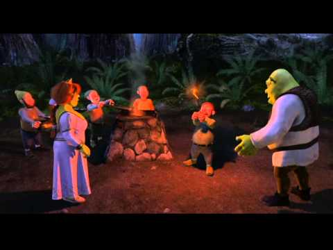 Shrek 2 - Accidentally In Love - Counting Crows