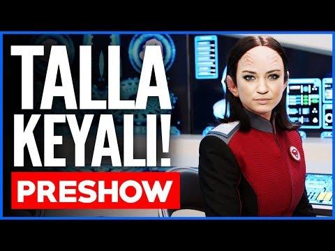The Orville LIVE Preshow Party: Season 2 Episode 5 - TALLA KEYALI finally arrives!