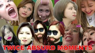 Video TWICE ABSURD MOMENTS | TRY NOT TO LAUGH MP3, 3GP, MP4, WEBM, AVI, FLV November 2018