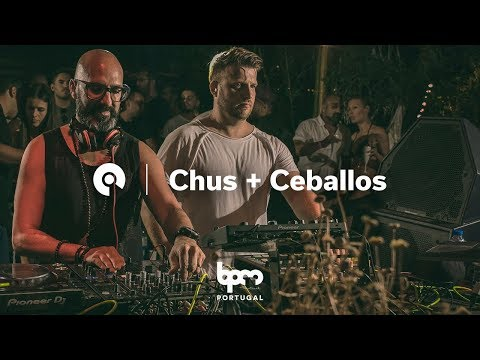Chus + Ceballos @ The BPM Festival Portugal 2018 (BE-AT.TV)