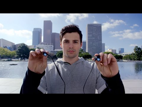 VIDEO: Plantronics BackBeat GO 3 Tricking