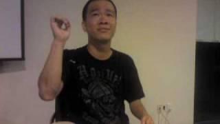 Entry bằng hình cua Dua Leo - stand up comedian - dien vien hai doc thoai
