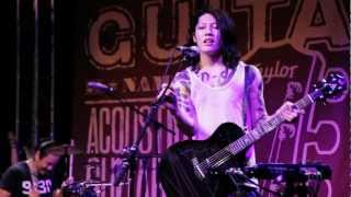 "MIYAVI ""Futuristic Love"" - NAMM 2013 with Taylor Guitars"
