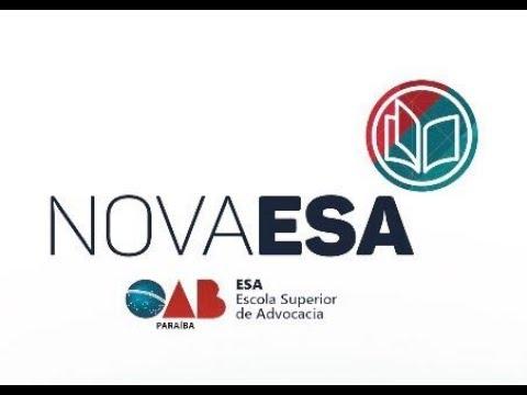 Assinatura Contrato de Constru��o da ESCOLA SUPERIOR DE ADVOCACIA em Campina Grande