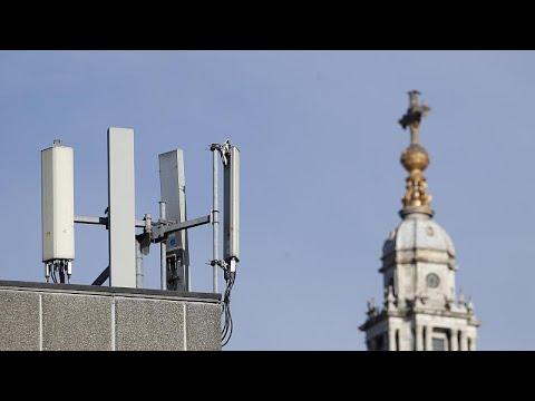 Huawei darf sich am Ausbau der britischen 5G-Netze be ...