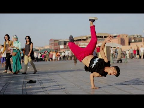 BBOY LIL ZOO Profile For Red Bull BC One Qualifier Marrakech 2012 | YAK FILMS