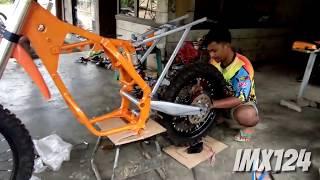 Video HONDA TIGER KUTUK MENJADI KTM 250 #YRP88 MP3, 3GP, MP4, WEBM, AVI, FLV Maret 2019
