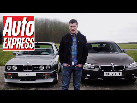 bmw - BMW 3 Series review http://bit.ly/17qYTzI Subscribe to our YouTube channel http://bit.ly/11Ad1j1 Subscribe to the mag http://subscribe.autoexpress.co.uk/yt T...