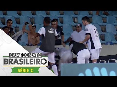 Veja os melhores momentos de Moto Club 1 x 1 Remo - Brasileiro Série C
