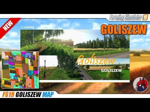 FS19 Goliszew PATCH v1.0.1