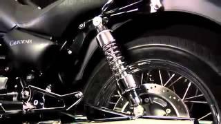7. 2011 Moto Guzzi Griso 8V Special Edition explanation