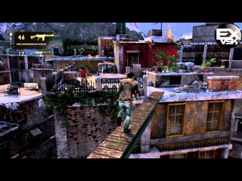Uncharted 2 Partie 3 Commenté [FR][HD]